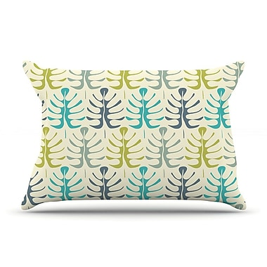 East Urban Home Julia Grifol 'My Leaves' Pillow Case