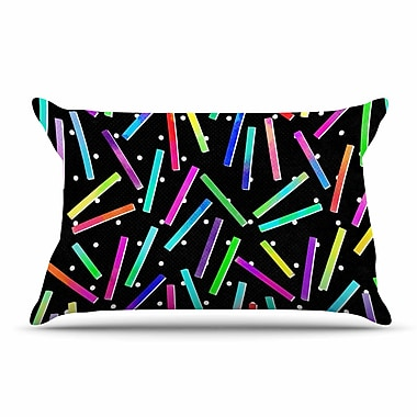 East Urban Home Noonday Design 'Confetti Party' Pillow Case