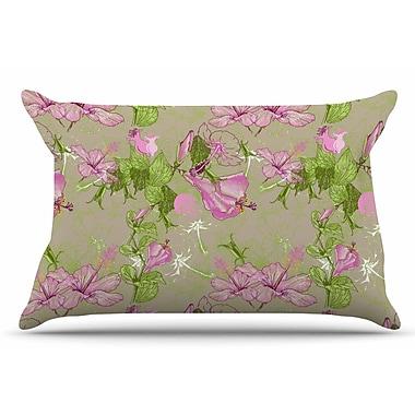 East Urban Home Alisa Drukman 'Romantic' Pillow Case