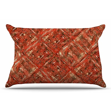 East Urban Home Bruce Stanfield 'Malica' Pillow Case