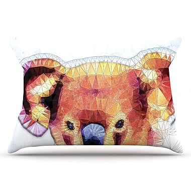 East Urban Home Ancello 'Cute Koala' Pillow Case