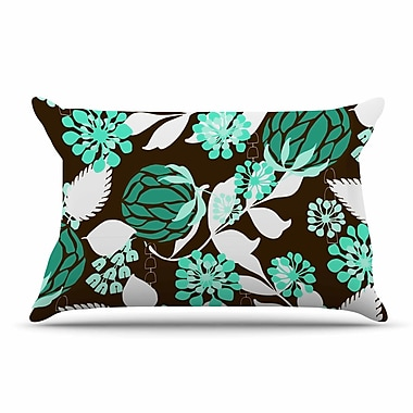 East Urban Home Amy Reber 'Bold Relief' Pillow Case