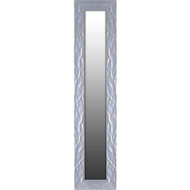 Orren Ellis Wave Full Length Rectangle Mirror