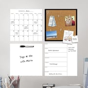 WallPops! Message Center Organization Kit Whiteboard Wall Decal