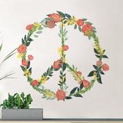 WallPops! Wall Art Kit At Peace Wall Decal