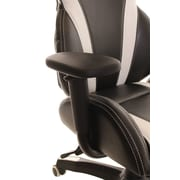 Red Barrel Studio Yately High-Back Executive Chair (Set of 10)