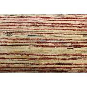 Red Barrel Studio Wurthing Modern Handmade Brown Area Rug