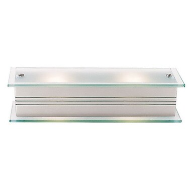 Ebern Designs Breanne 2-Light Bath Sconce