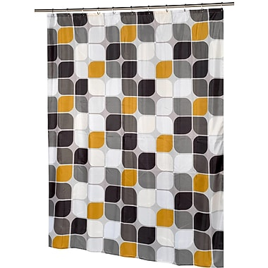 George Oliver Medford Stall Fabric Shower Curtain