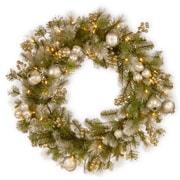 One Allium Way Pine 30'' Wreath