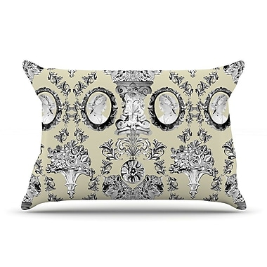 East Urban Home DLKG Design 'Imperial Palace' Pillow Case