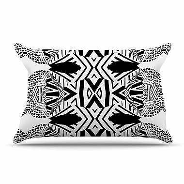 East Urban Home Pom Graphic Design 'Africa' Pillow Case