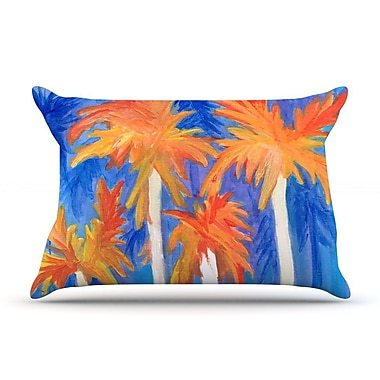 East Urban Home Rosie Brown 'Florida Autumn' Pillow Case