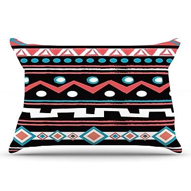 East Urban Home Nika Martinez 'Tipi' Tribal Pillow Case