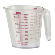 Home Basics 4-Cup Plastic Measuring Cup
