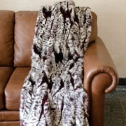 Union Rustic Casey Faux Fur Throw