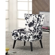 Loon Peak Moises High Back Armchair
