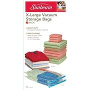 Sunbeam Plastic 2 Piece Vacuum Bag Set (Set of 2)