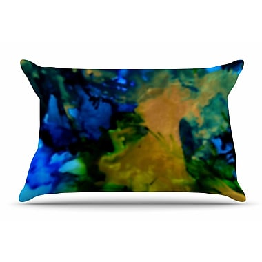 East Urban Home Claire Day 'Relax' Pillow Case