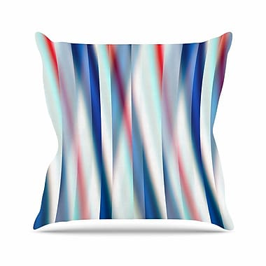 East Urban Home Bruce Stanfield Ambient 12 Outdoor Throw Pillow; 16'' H x 16'' W x 5'' D