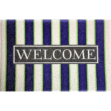 Longshore Tides Hume Welcome Doormat