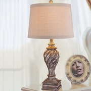 Ophelia & Co. Mathieu Resin 28'' Table Lamp