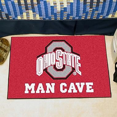 FANMATS NCAA Ohio State University Man Cave Starter