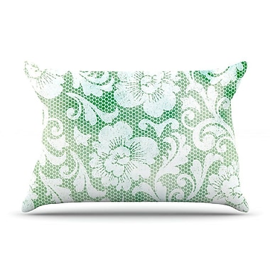 East Urban Home Heidi Jennings 'Daydreaming' Floral Pillow Case