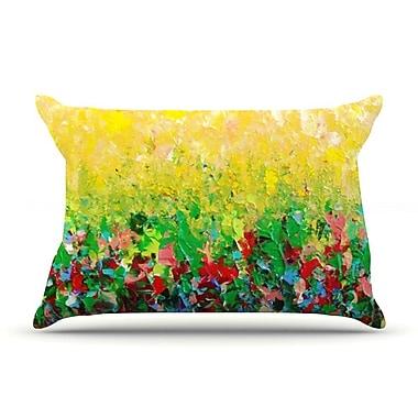 East Urban Home Ebi Emporium 'My Paintings' Pillow Case