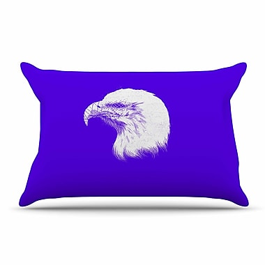 East Urban Home BarmalisiRTB 'Blind And Silent' Pillow Case