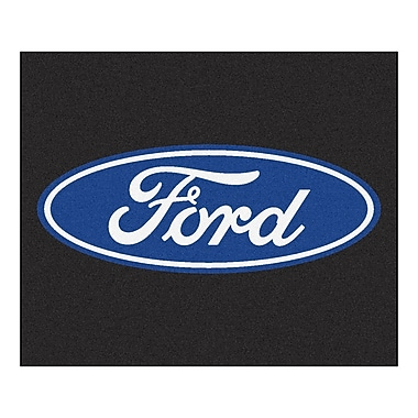 FANMATS Ford - Ford Oval Tailgater Mat; 5' x 6'