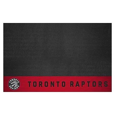 FANMATS NBA Grill Utility Mat; Toronto Raptors