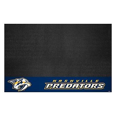 FANMATS NHL - Grill Utility Mat; Nashville Predators