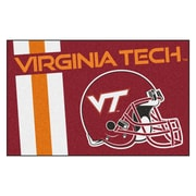 FANMATS NCAA Virginia Tech Starter Mat