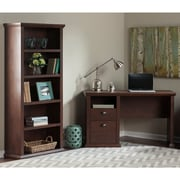 Darby Home Co Watertown 2 Piece Desk Office Suite