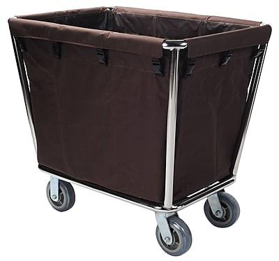 Luxor Heavy Duty Rolling Industrial Laundry Storage Cart