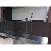 Kobe Range Hoods 30'' Brillia 750 CFM Ducted Under Cabinet Range Hood