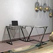 Brayden Studio Otoole L-Shape Writing Desk