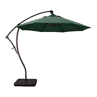Buyers Choice 9' Phat Tommy Cantilever Umbrella; Hunter