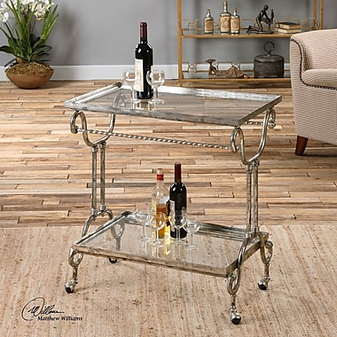 One Allium Way Pantano Bar Cart
