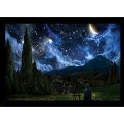 Frame USA 'Starry Night' Framed Graphic Art Print, Poster