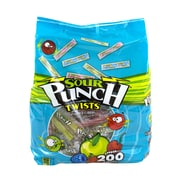 Sour Punch Twists 4-Flavor, 40 oz
