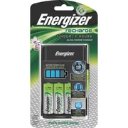 Eveready Recharge Battery Charger, 1 Hour Charging, 4, AA, AAA