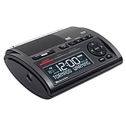 Midland Deluxe Weather Alert Radio with Dual Alarm Clock (WR400)