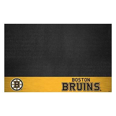 FANMATS NHL Grill Utility Mat; Boston Bruins