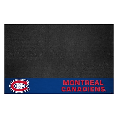 FANMATS NHL Grill Utility Mat; Montreal Canadiens