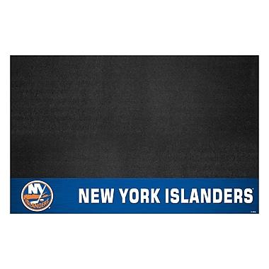 FANMATS NHL Grill Utility Mat; New York Islanders
