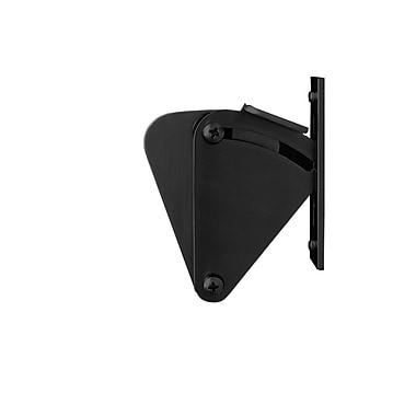Barndoorz Privacy Barn Door Hardware; Black
