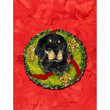 Caroline's Treasures 2-Sided Garden Flag; Gordon Setter