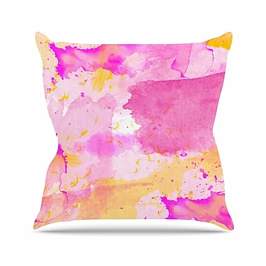 East Urban Home Shirlei Patricia Muniz Outdoor Throw Pillow; 18'' H x 18'' W x 5'' D